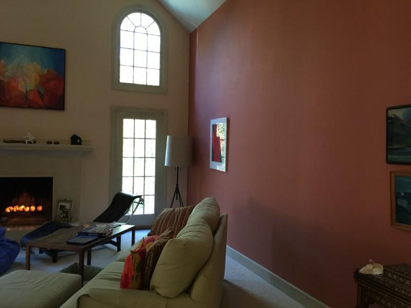 Ny-fengshui placerer med omhu den røde farve i din bolig, giver dig mod og styrke til at træde frem som den du er.